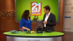 The 21-Day Weight Loss Breakthrough Drink to Cut Cravings: Guest Suzanne lost eight pounds on The 21-Day Weight Loss Breakthrough. She reveals how she did it and her number one hack on the plan. Plus, Dr. Oz shares a simple substitute for nuts on the diet.