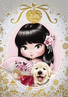 Sweet doggy girl