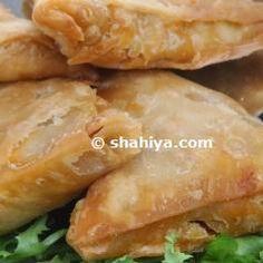 Crunchy Saudi Samosa