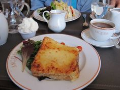 Lunch at Angelina's, Versailles, Paris, France http://www.TravelBagsBlog.com