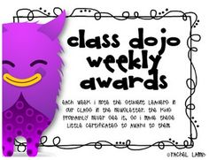 Class Dojo {a tutorial} and a {freebie}