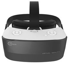 Caraok Thanksgivng Day Present All-in-one Machine Virtual Reality Headset 3D Glasses 720p 5.5 Inch Sharp IPS Display 1G Ram 8GB Available WiFi Bluetooth 4.0 USB Port TF Card Slot US Plug -- To view further for this item, visit the image link.