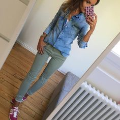 Casual Work Outfits, Mode Outfits, Work Casual, Casual Looks, Fashion Outfits, Womens Fashion, Look Fashion, Autumn Fashion, Insta Look