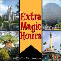 All About Extra Magic Hours - Who can attend, transportation to and from + more
