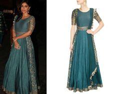 Zoa Morani in Ridhima Bhasin #perniaspopupshop #shopnow #celebritycloset #designer #clothing #accessories