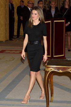 Princess Letizia of Spain attends the National Sports Awards ceremony