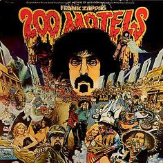 Zappa understood himself as a political artists. On almost all the sleeves of...