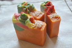 Mango soap.