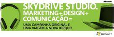 Concurso SkyDrive Studio desafia estudantes…