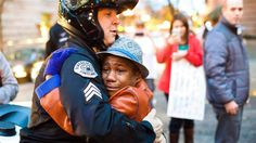 6 things you don't know about that iconic Ferguson protest hug photo. Of the thousands of demonstrators and law enforcement officials who attended a Ferguson rally in Portland, Oregon, last week, two...
