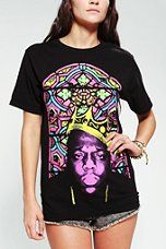 Notorious B.I.G. Stained Glass Tee