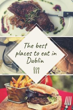 Are you staying in Dublin while here in Ireland? We have came up with a list of the best restaurants for fresh locally-sourced and delicious Irish food.Check it out! Dublin Nightlife, Restaurants In Dublin, Irish Restaurants, Dublin Food, Dublin City, Dublin Pubs, Dublin Castle, Fish And Chip Shop, Irish Recipes