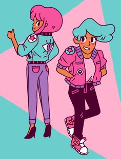 icelvl: Fellow cool jacket aficionado Claire and I made this! For YOU Drew some cuties with Flynn! Character Concept, Character Art, Concept Art, Character Design, Pretty Art, Cute Art, Illustrations, Illustration Art, Anime Chibi