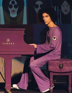 Prince at Paisley Park Studios April 13th 2016.