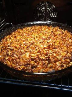 Acılı Ekmek – Nefis Yemek Tarifleri Paella, Chili, Soup, Ethnic Recipes, Chile, Soups, Chilis