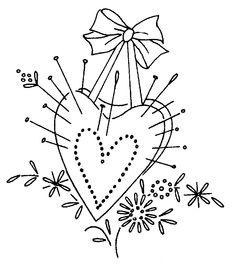 pincushion embroidery