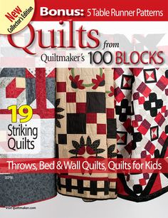 It is Blog tour day!! http://www.quiltmaker.com/blogs/quiltypleasures