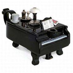 Piano teapot!
