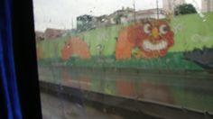 Muro em Sampa