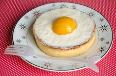 tarte mangue coco passion comme un oeuf au plat