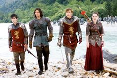 Susan's Battle Outfit - Prince Caspian - Chronicles of Narnia