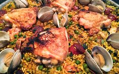 Authentic Paella, Simplified