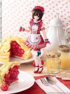 Sweets a la mode Cherry Pie Azone International, 2013.