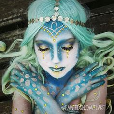 Absolutely gorgeous art by the amazing @paintedsnowflake Use #TheKittyPower for a chance to be featured @Regranned from @paintedsnowflake - Needed elsewhere To remind us of the shortness of your time Tears laid for them Tears of love tears of fear -Angels Fall First, Nightwish- #facepainting #facepaint #faceart #bodypaint #bodyart #makeupartist #makeup_artist_worldwide_ #mua #undiscovered_muas #underratedmuas #featuremuas #feature_my_stuff #bea...