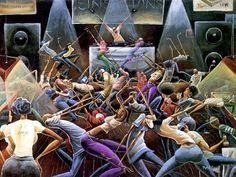 Jumpoff by Frank Morrison