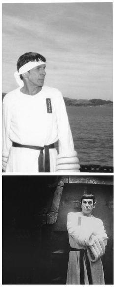 Leonard Nimoy - Star Trek 4 The Voyage Home