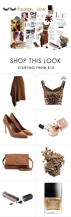 """""""Untitled #30"""" by gurleenkaur02 on Polyvore featuring Chicwish, Dolce&Gabbana, Sergio Rossi, Bobbi Brown Cosmetics, Balmain, H&M, Day & Mood, Chanel and Butter London"""
