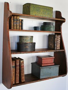 Woodworking With A Router Code: 2617924692 Primitive Shelves, Rustic Shelves, Display Shelves, Wall Shelves, Plate Display, Shelf, Primitive Decor, Woodworking Supplies, Woodworking Plans