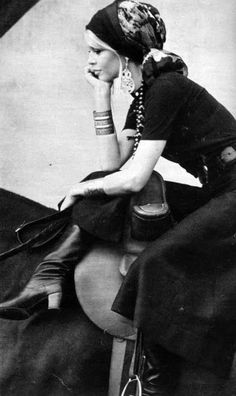 Brigitte Bardot, love her, love this pic <3