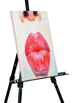 """Арт-постер на холсте: """"Поцелуй"""""""