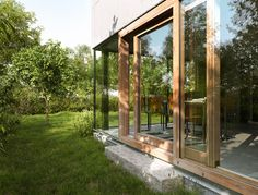 House Gepo - design by Open Y Office, render by Wittaya Wangpuk - amongst the most realistic vegetations i've seen