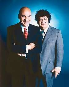 Kojak - Brothers Telly Savalas & George Savalas