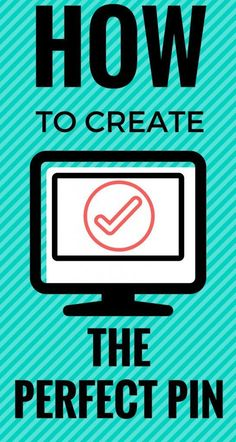 Creating the perfect pin with free pin templates! Pinterest Advertising, Pinterest Marketing, Small Business Marketing, Business Tips, Business Quotes, Social Media Tips, Social Media Marketing, Affiliate Marketing, Pinterest Design