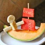love the idea of making food fun!!
