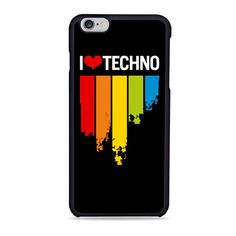 I Love Techno iPhone 6 Case iLove this Pin check mines out http://coast2coastmixtapes.com/…/viral-animal-show-me-love_… Please #Vote and #share my Song #ShowMeLove I would greatly appreciate it friends and family... #DPowers #YellowRhineStoneRecords #EDM #music #DPowersSoLive!!!...
