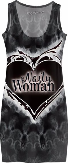 Check out my new product https://www.rageon.com/products/nasty-woman-art-heart-smooth-black-1 on RageOn!