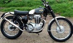 1963 AJS 500 Single