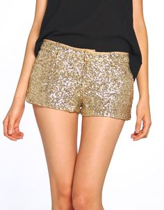 Twinkle in My Eye Shorts. Perfect for summer parties ;)