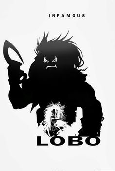 Infamous - Lobo by Steve Garcia
