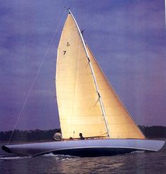 Spirit 46, 46ft 3in (14.29 m,), Sean McMillan and Mick Newman, 1996