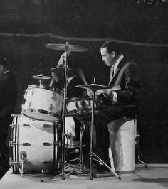 Buddy Rich and Rogers