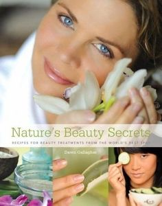 Enter to win a copy of Nature's Beauty Secrets by Dawn Gallagher. It is full of natural DIY beauty recipes and secrets. It's a wonderful book and a must have for any Green Goddess! Easy entry :) Good Luck!