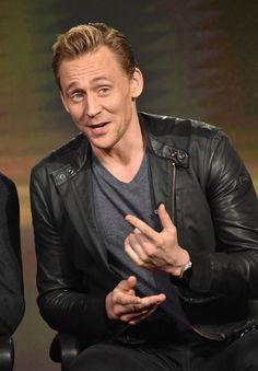 Tom Hiddleston. #TCA16 Via Torrilla.