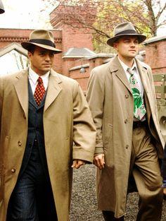 Leonardo OSCAR DiCaprio y Mark Ruffalo en Shutter Island, de Martin Scorsese