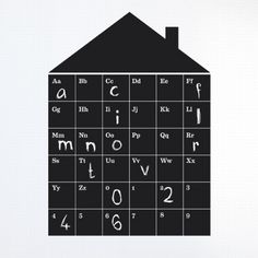 ferm living - ABC house