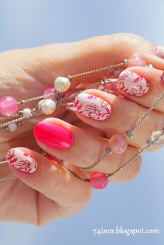 Nailpolis Museum of Nail Art | Going To California by Izabela